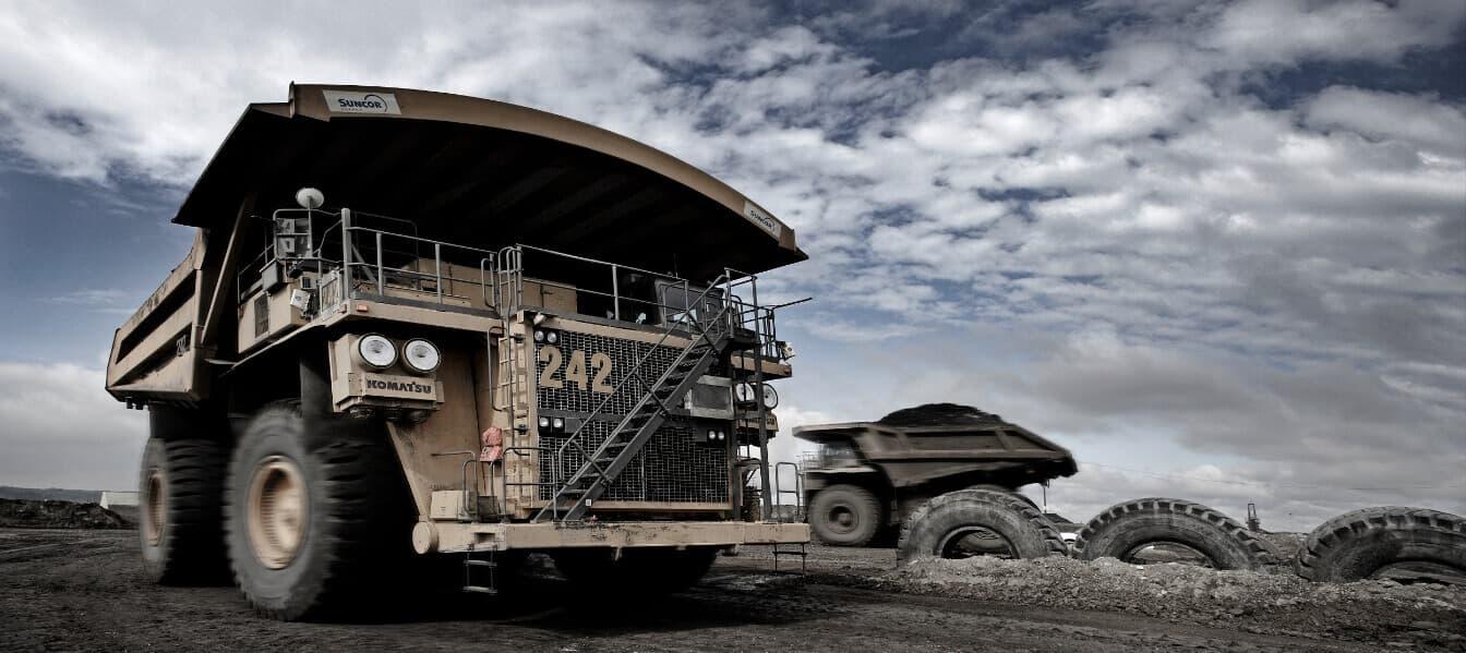 Suncor oil sands Base Mine Extension