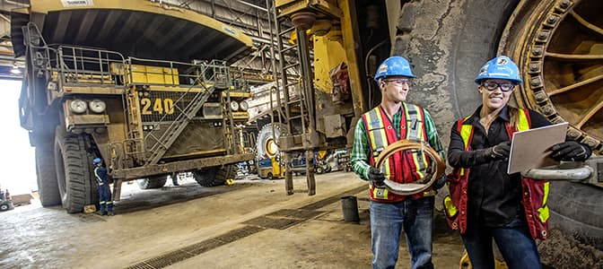 Trades and technology careers and jobs at Suncor