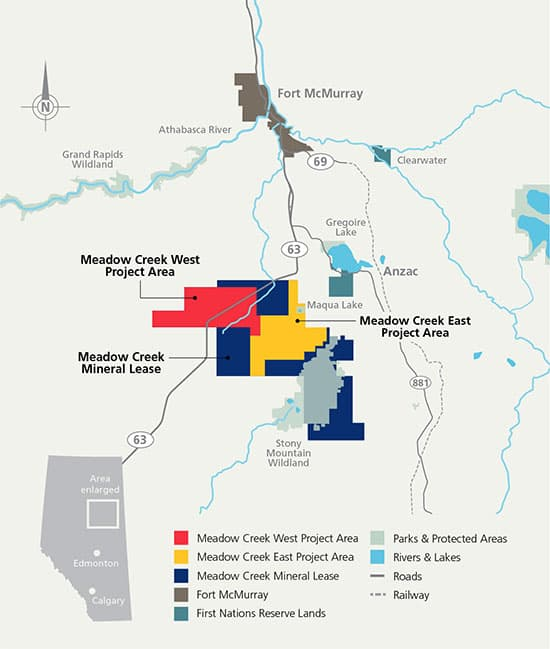 Meadow Creek projects