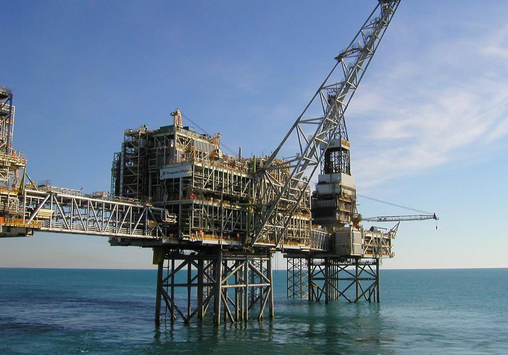The Buzzard platform, a key joint venture for Suncor Energy UK Limited