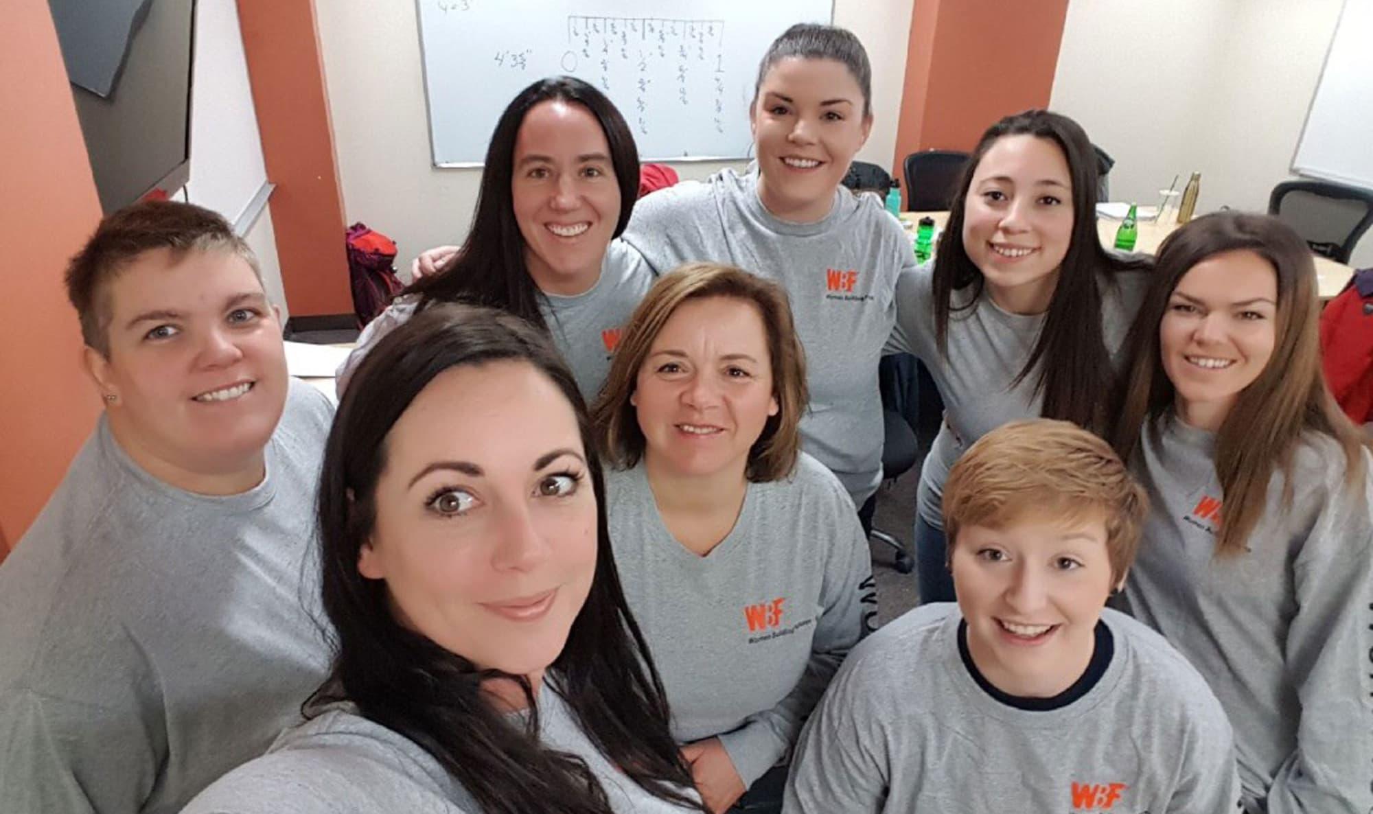 15 ans de partenariat avec l'organisme Women Building Futures