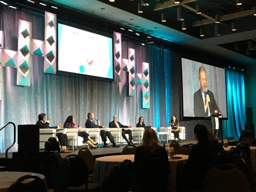 Suncor leader at Forward Summit panel discussion