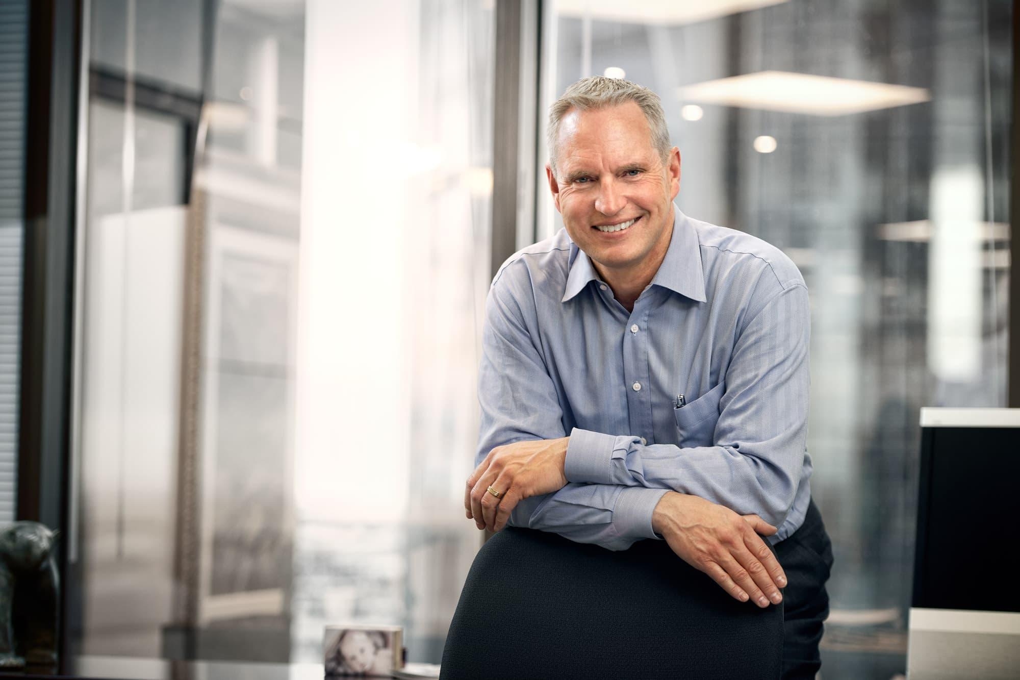 Mark Little; équipe de leadership de la haute direction (ÉLHD); chef de la direction