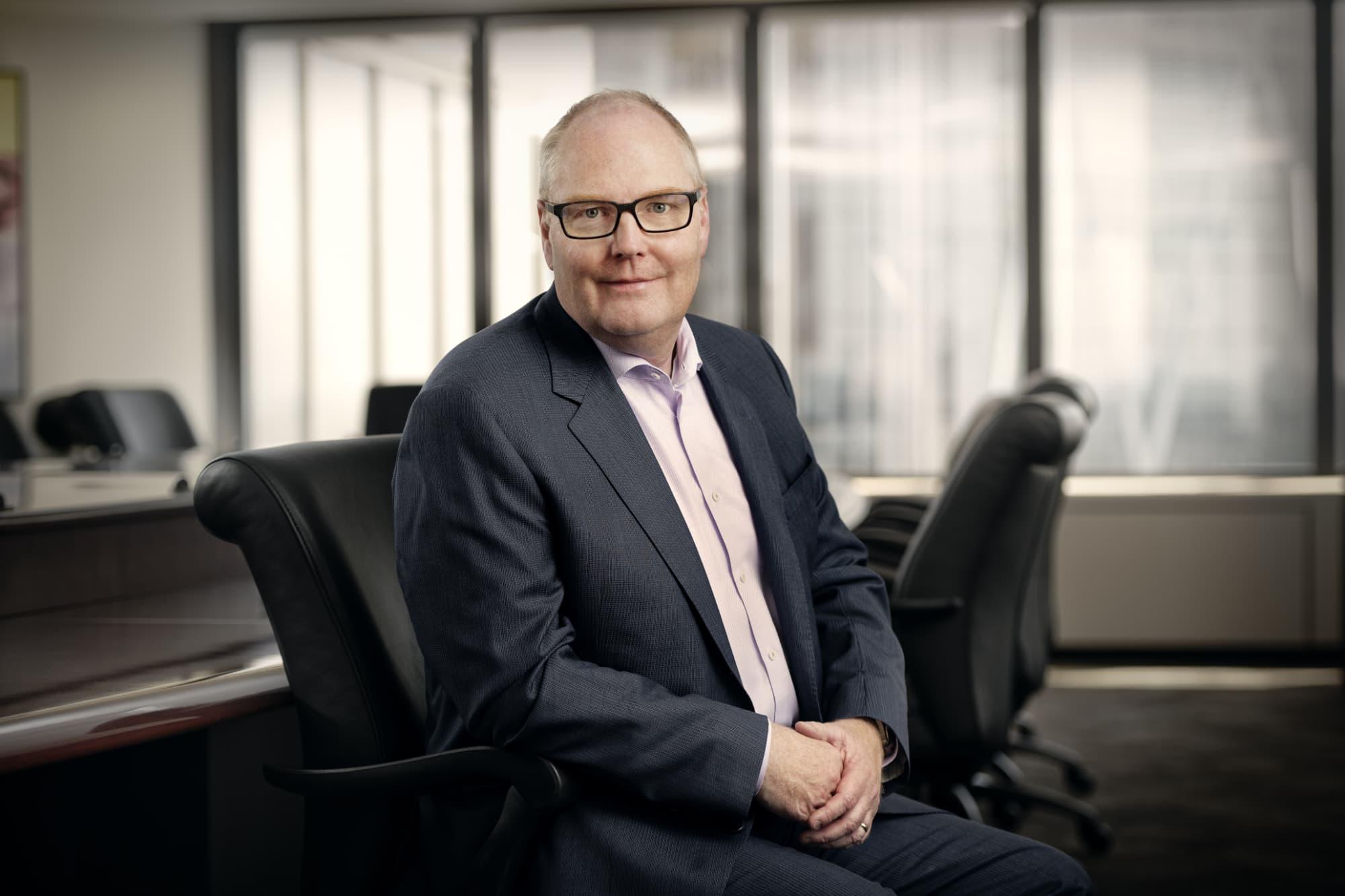 Eric Axford; équipe de leadership de la haute direction (ÉLHD); chef du développement durable