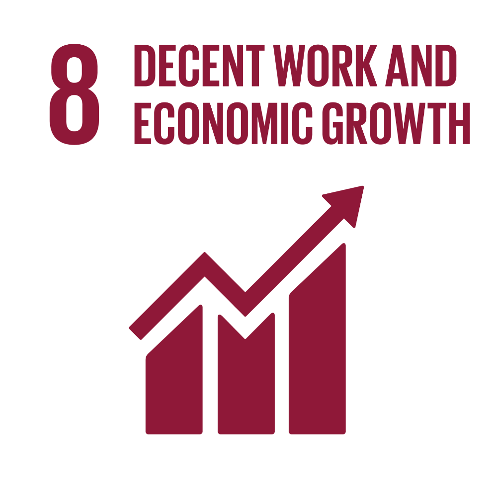 UN Global Goal: Decent Work and Economic Growth