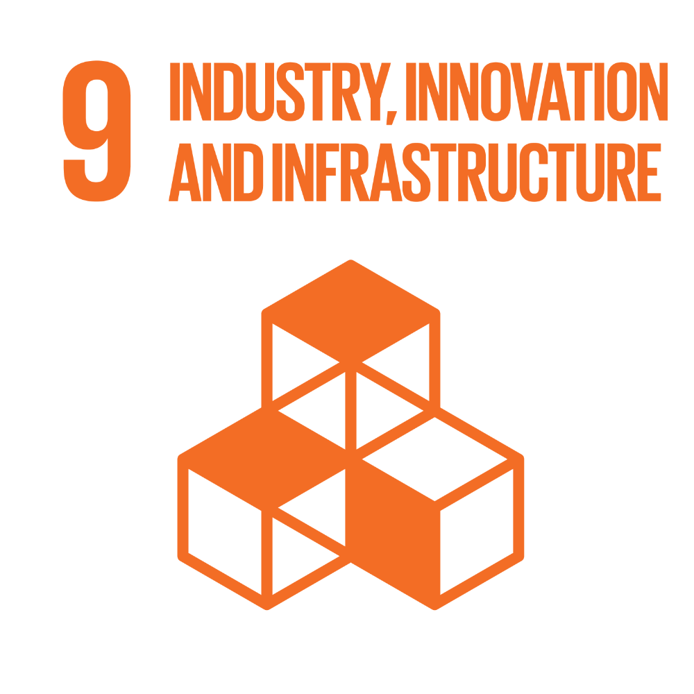 UN Global Goal: Industry, Innovation and Infrastructure