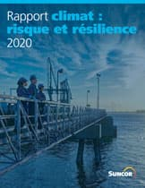2020 Climate Report cover page
