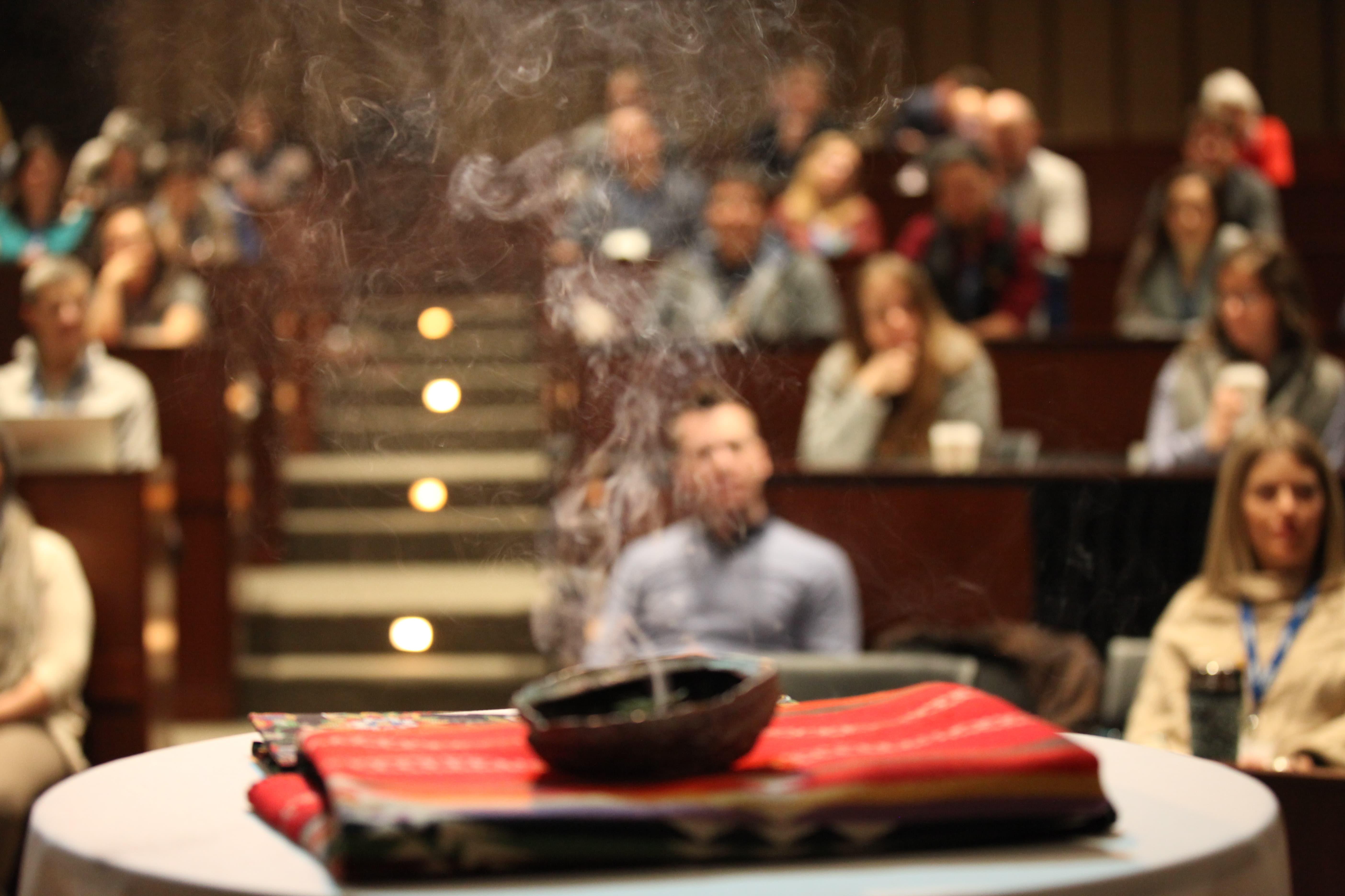 cérémonie de purification