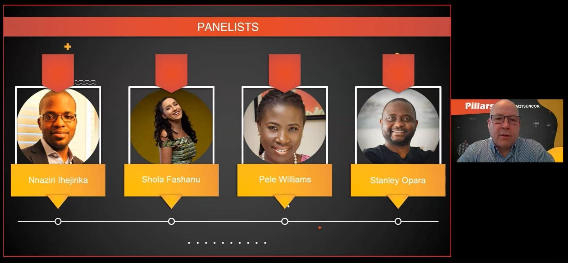 Suncor's Black History Month Panel Discussion