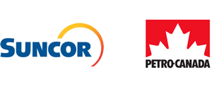 Suncor Logo and Petro Canada Logo