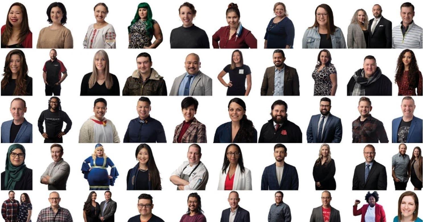 Les 50 personnes d'intérêt de moins de 50 ans de la publication Your McMurray Magazine