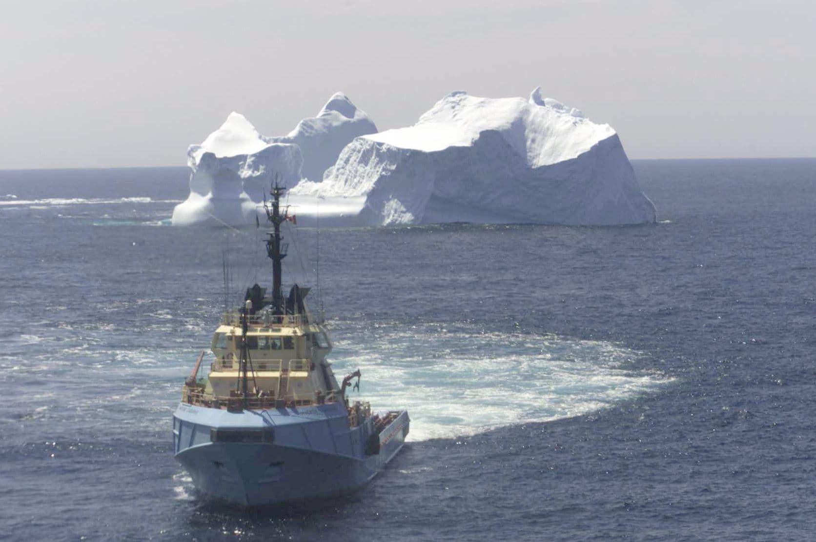 Suncor iceburg management