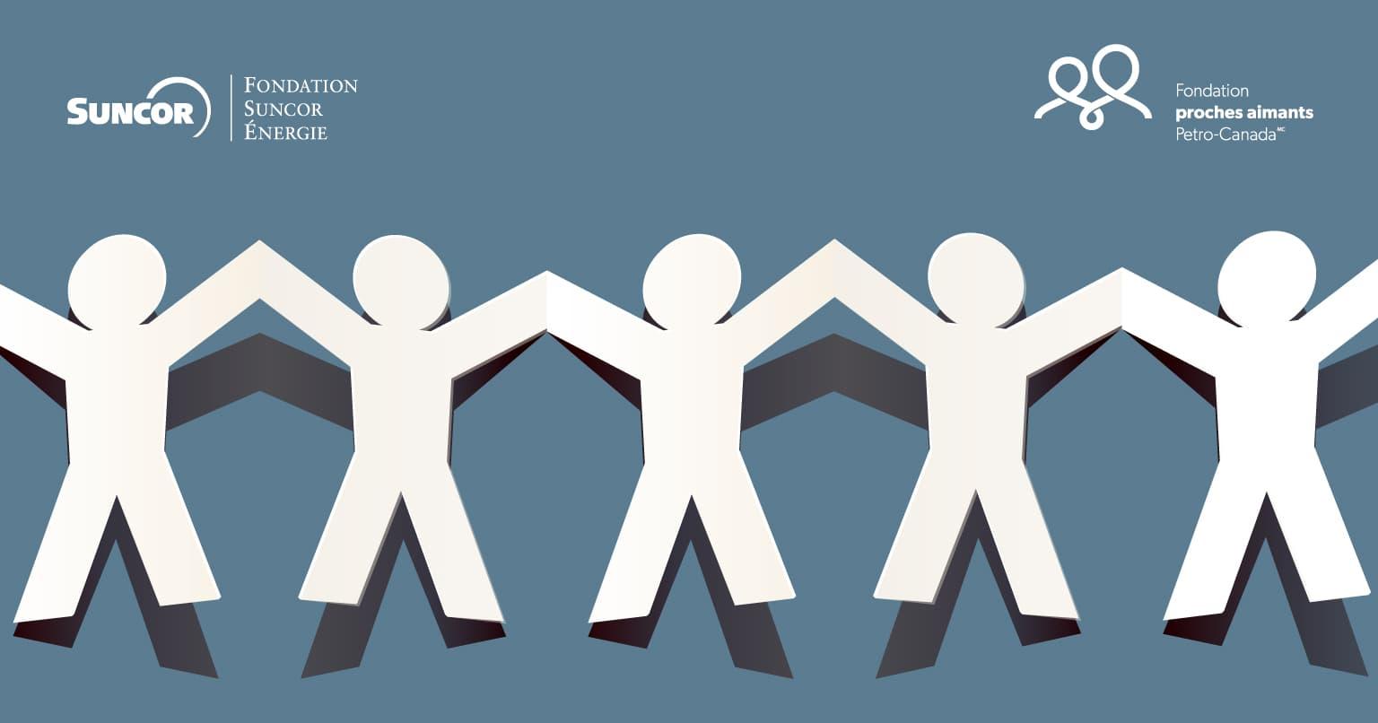 Les deux fondations de Suncor appuient les gens et les collectivités à l'échelle du pays.